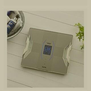 タニタ(TANITA)のTANITA RD-911-GD タニタ デュアルタイプ体組成計 新品(体重計/体脂肪計)