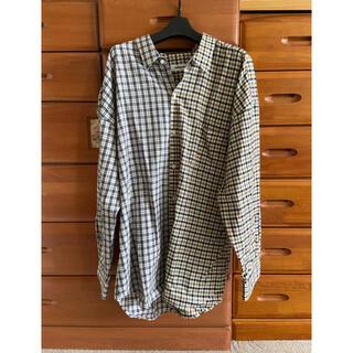 ビューティアンドユースユナイテッドアローズ(BEAUTY&YOUTH UNITED ARROWS)のmonkeytime チェックシャツ XLサイズ(シャツ)