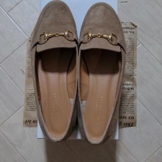 イエナスローブ(IENA SLOBE)のスローブイエナ ビットローファー 23,5センチ(ローファー/革靴)