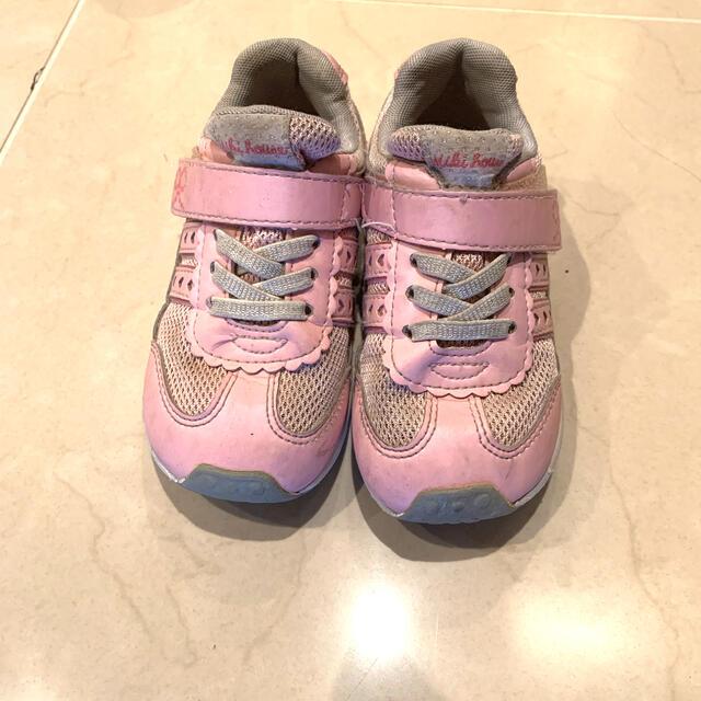 mikihouse(ミキハウス)のミキハウス スニーカー 16.0cm キッズ/ベビー/マタニティのキッズ靴/シューズ(15cm~)(スニーカー)の商品写真