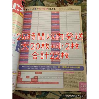 ◎24時間以内匿名配送◎Myojo 1月号 Jr.大賞 応募券 投票用紙(アート/エンタメ/ホビー)