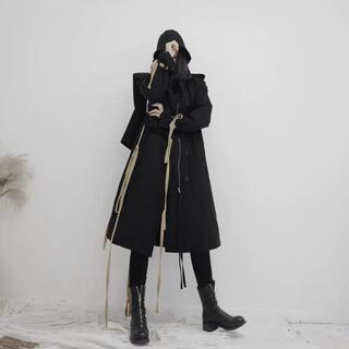 UNUSED - [新品] long cords trench coat