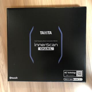 タニタ(TANITA)のインナースキャンデュアル RD-917L-BK(体重計/体脂肪計)