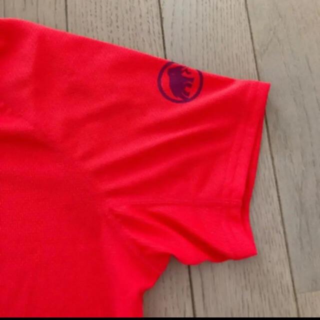 Mammut(マムート)の★新品★MAMMUT マムート ジップアップTシャツ スポーツ/アウトドアのアウトドア(登山用品)の商品写真