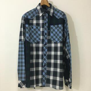 ミルクボーイ(MILKBOY)のMILKBOY ミルクボーイ レア チェックシャツ 長袖 オーバーサイズ メンズ(シャツ)
