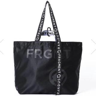 FRAGMENT - ramidus tokyo fragment tote bag  L