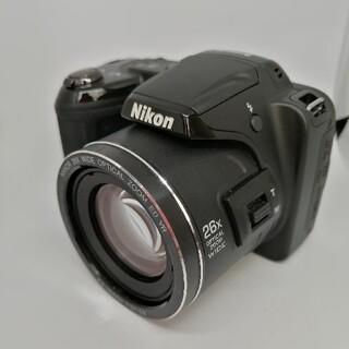 Nikon - Nikon L810  COOLPIX L810