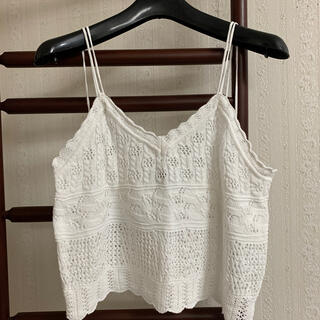 ダブルクローゼット(w closet)のw closet ビスチェ(シャツ/ブラウス(半袖/袖なし))