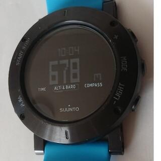 スント(SUUNTO)の★スント コア ブルー クラッシュ SUUNTO CORE BLUE CRASH(腕時計(デジタル))