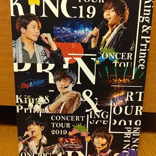 Johnny's - King & Prince CONCERT TOUR 2019 DVD
