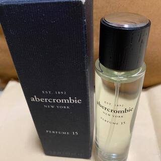 アバクロンビーアンドフィッチ(Abercrombie&Fitch)のabercrombie NY perfume15 香水 未使用(ユニセックス)