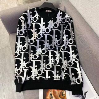 Dior - 新作ディオール 2021SPRING Diorオブリーク セーター