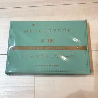 MERCURYDUO - MORE 10月号付録