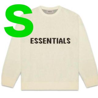 フィアオブゴッド(FEAR OF GOD)のessentials knit sweater ニット セーター(ニット/セーター)