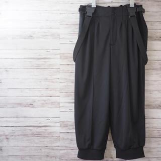 ワイスリー(Y-3)のタグつき未使用 2019SS Y-3 Suspender Track Pants(サルエルパンツ)