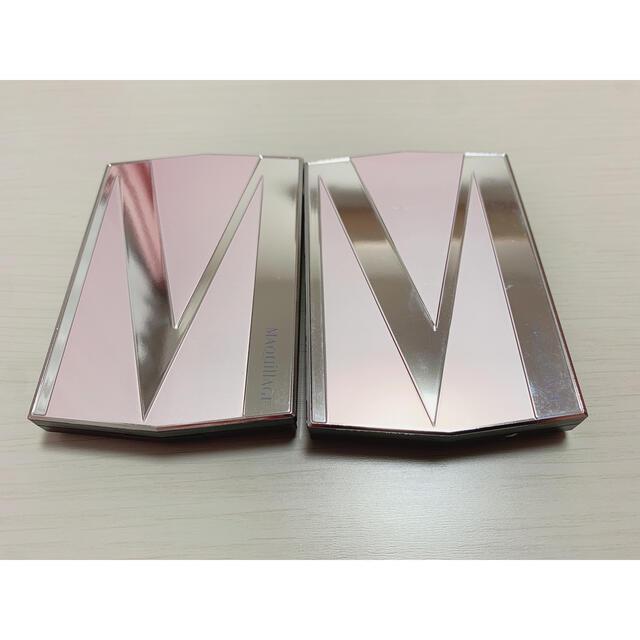 MAQuillAGE(マキアージュ)のMAQuillAGE アイシャドウ 2つ+サンプルセット コスメ/美容のベースメイク/化粧品(アイシャドウ)の商品写真