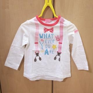 ホットビスケッツ(HOT BISCUITS)のホットビスケッツ 長袖Tシャツ 90(Tシャツ/カットソー)