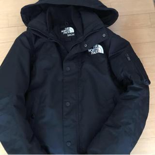 sacai - sacai northface ボンバージャケット メンズ1 ブラック