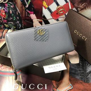 Gucci - 【正規品】美品✨GUCCI グッチ マーモント 長財布