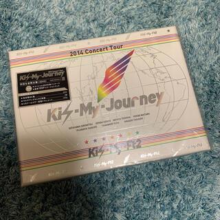 キスマイフットツー(Kis-My-Ft2)のKis-My-Ft2 DVD キスマイジャーニー(アイドル)