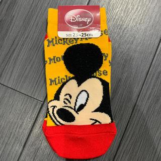 ミッキーマウス(ミッキーマウス)のディズニー 靴下 ミッキー(ソックス)