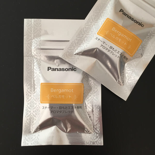 パナソニック(Panasonic)のパナソニック アロマタブレット 2個(アロマグッズ)