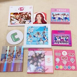 ウェストトゥワイス(Waste(twice))のTWICE*CDアルバム6点セット(K-POP/アジア)