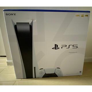 プレイステーション(PlayStation)のPlayStation5 ディスクドライブ CFIー1000A01 ps5(家庭用ゲーム機本体)