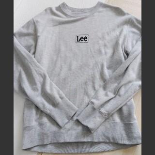 リー(Lee)のLee スウェットトレーナー メンズ Lサイズ グレー(スウェット)