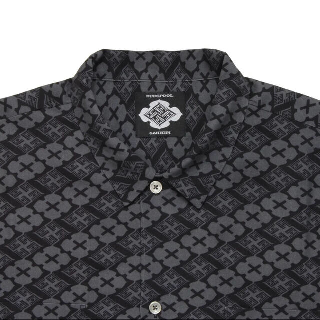 WACKO MARIA(ワコマリア)の定価以下 gakkin budspool original L/S shirt メンズのトップス(シャツ)の商品写真