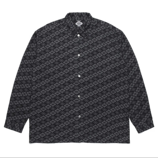 ワコマリア(WACKO MARIA)のgakkin × budspool original L/S shirt(シャツ)