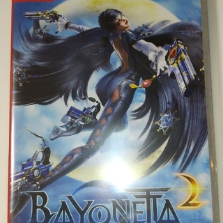 SEGA - 新品 ベヨネッタ2 Switch BAYONETA 2