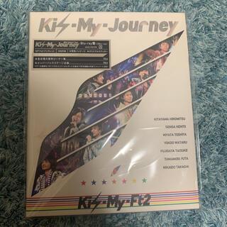 キスマイフットツー(Kis-My-Ft2)のKis-My-Ft2 キスマイジャーニー Blu-ray(アイドル)