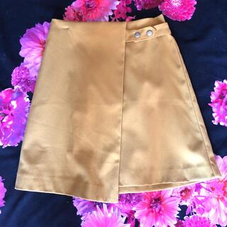 ムルーア(MURUA)のラップスカート(ひざ丈スカート)