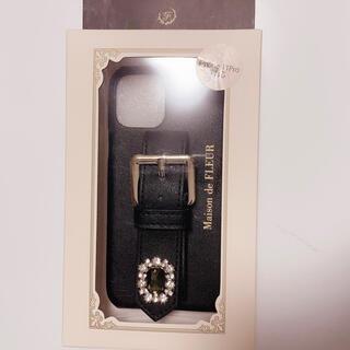 メゾンドフルール(Maison de FLEUR)のMaison de FLEUR iPhoneケース 11 pro(iPhoneケース)