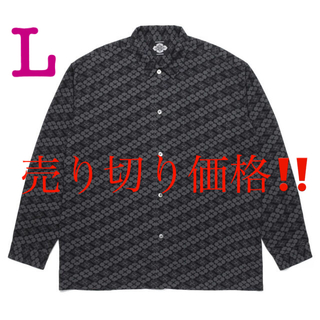 ワコマリア(WACKO MARIA)のGAKKIN × BADSPOOL ORIGINAL L/S SHIRT(シャツ)
