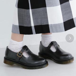 メルロー(merlot)のmerlot ラバーソールTストラップシューズ エヘカソポ (ローファー/革靴)