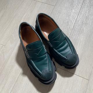 Maison Martin Margiela - bothparis both gao loafer グリーン 40 ボスパリス