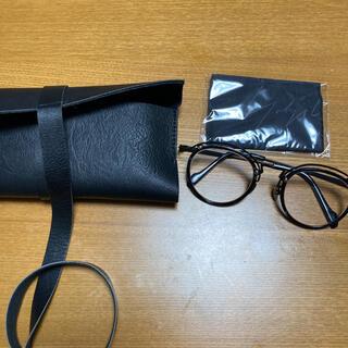 ヨウジヤマモト(Yohji Yamamoto)の新品未使用 ヨージヤマモト 伊達眼鏡(サングラス/メガネ)