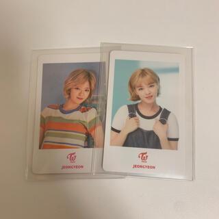 ウェストトゥワイス(Waste(twice))のTWICE ジョンヨン トレカ 109 Candypop(K-POP/アジア)