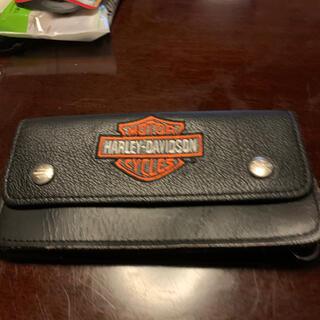 ハーレーダビッドソン(Harley Davidson)のハーレーダビットソン純正品ウォレット(長財布)
