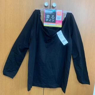 Atsugi - 【新品未使用】着るタイツ ブラック