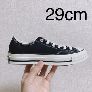 CONVERSE - 29cm★黒CONVERSEチャックテイラー新品正規品ct70