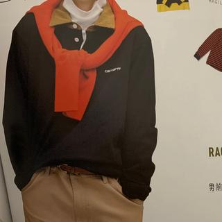 カーハート(carhartt)のカーハート ラガーシャツ(ポロシャツ)