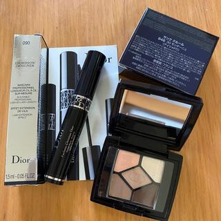 Dior - Dior マスカラ シャドウ非売品