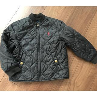 Ralph Lauren - 値下げしました!ラルフローレン キルティングジャケット ブラック