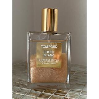 トムフォード(TOM FORD)のTOM FORD トムフォード ソレイユ ブラン ゴールド オイル oil(ボディオイル)