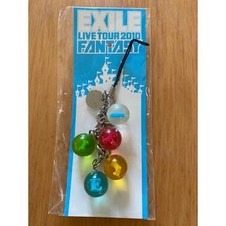エグザイル(EXILE)のEXILE ライブストラップ(アイドルグッズ)