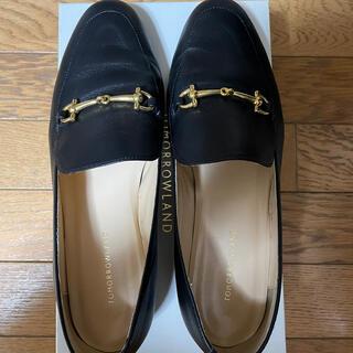 トゥモローランド(TOMORROWLAND)のTOMORROWLAND ビットローファー(ローファー/革靴)