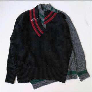 カラー(kolor)のkolor 19aw 人気 セーター(ニット/セーター)